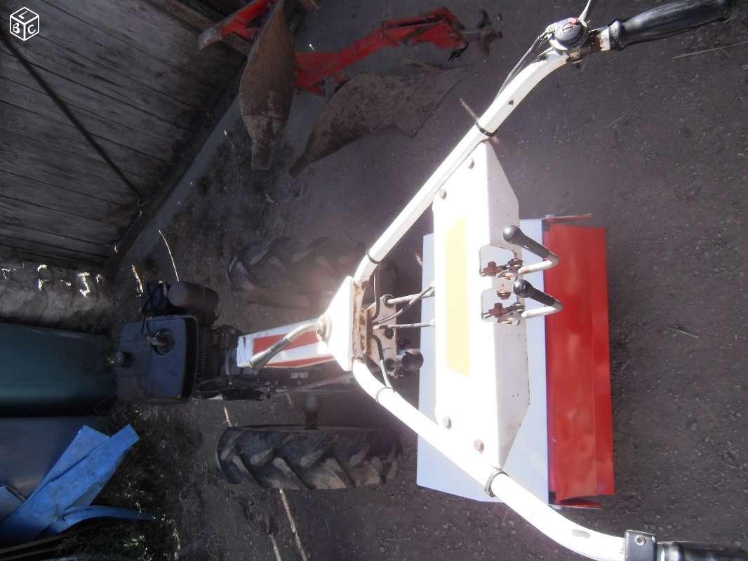 Motoculteur motostandart puma 800