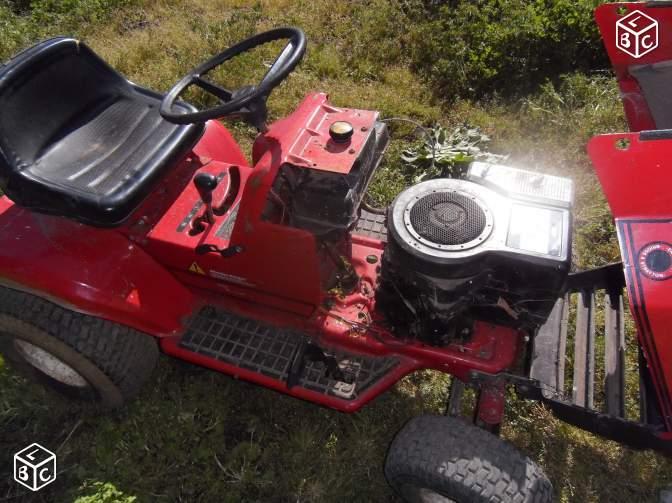 Moteur briggs straton 12 hp ic tondeuse