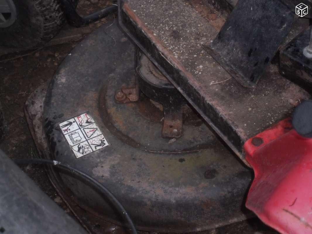 Coupe de tondeuse auto portée mtd 12.5/91 ,