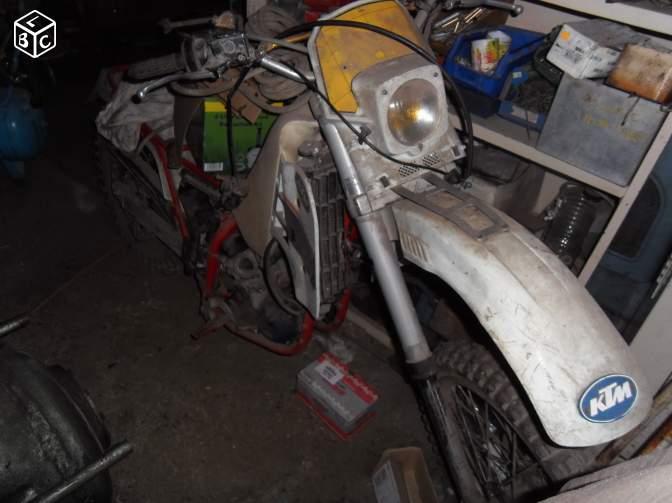 Ktm 240 gs 1988