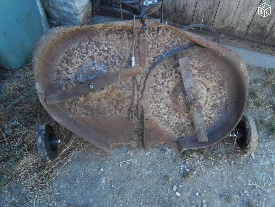 Plateau de coupe tondeuse murray mtd ou autres