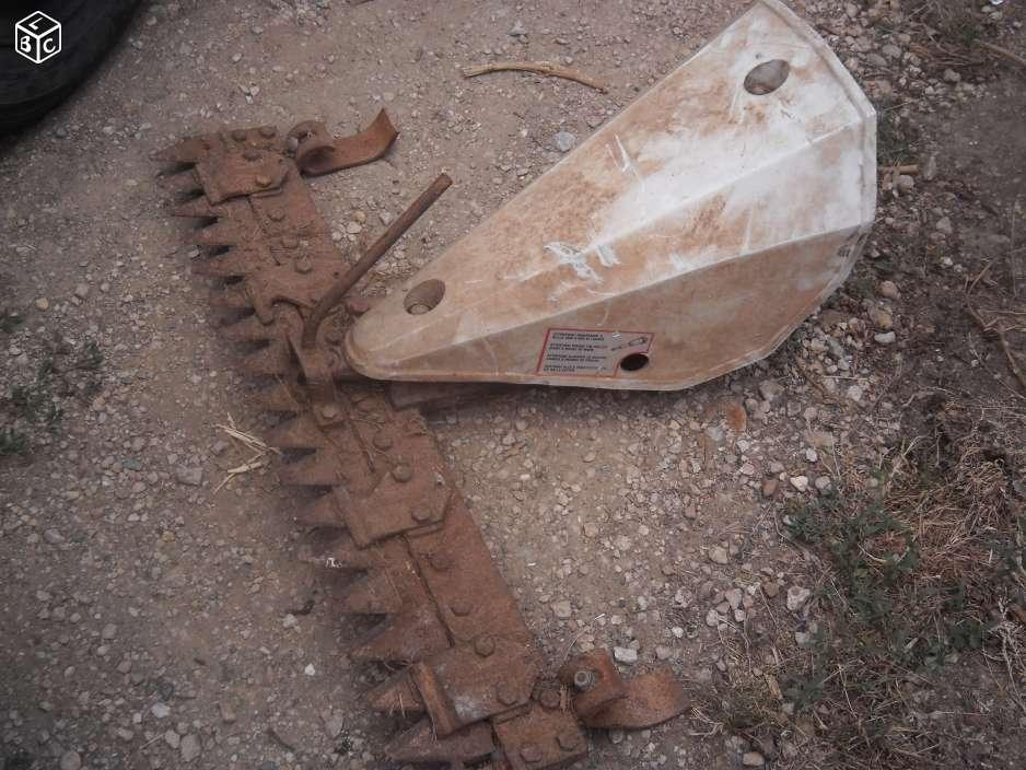 Barre de coupe (faucheuse) motostandart